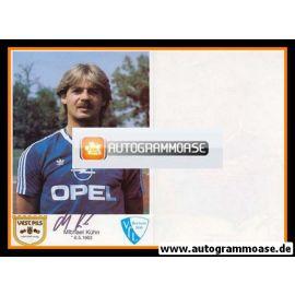 Autogramm Fussball   VfL Bochum   1986   Michael KÜHN