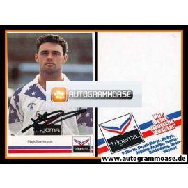 Autogramm Fussball | Hertha BSC Berlin | 1990 | Mark FARRINGTON
