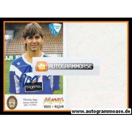 Autogramm Fussball   VfL Bochum   1989   Thomas EPP
