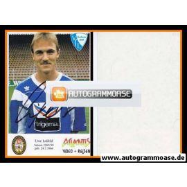 Autogramm Fussball | VfL Bochum | 1989 | Uwe LEIFELD