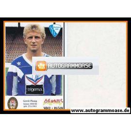 Autogramm Fussball | VfL Bochum | 1989 | Gerrit PLOMP