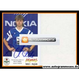 Autogramm Fussball   VfL Bochum   1990   Rocco MILDE