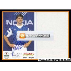 Autogramm Fussball | VfL Bochum | 1990 | Josef NEHL