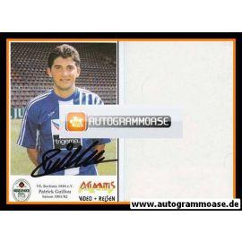 Autogramm Fussball | VfL Bochum | 1991 Atlantis | Patrick GUILLOU