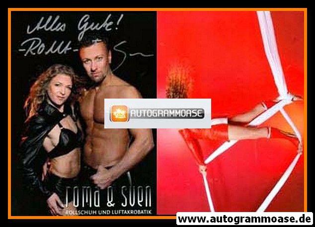 Autogramme Show | ROMA & SVEN | 2010er (Portrait Color)