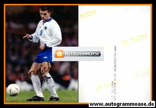 Autogramm Fussball | Bosnien-Herzegowina | 2004 Foto | Vladan GRUJIC