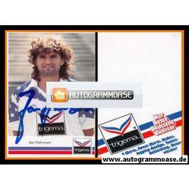 Autogramm Fussball | Hertha BSC Berlin | 1990 | Jan HALVORSEN