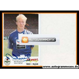 Autogramm Fussball | VfL Bochum | 1991 Atlantis | Rob REEKERS