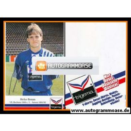 Autogramm Fussball | VfL Bochum | 1991 Trigema | Heiko BONAN