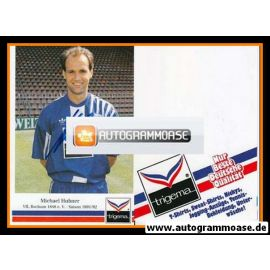 Autogramm Fussball | VfL Bochum | 1991 Trigema | Michael HUBNER
