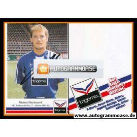 Autogramm Fussball | VfL Bochum | 1991 Trigema | Michael RZEHACZEK