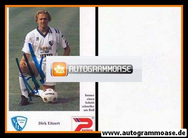 Autogramm Fussball | VfL Bochum | 1992 | Dirk EITZERT