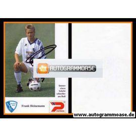 Autogramm Fussball | VfL Bochum | 1992 | Frank HEINEMANN