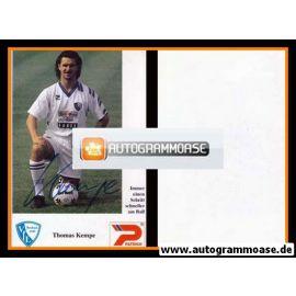 Autogramm Fussball | VfL Bochum | 1992 | Thomas KEMPE