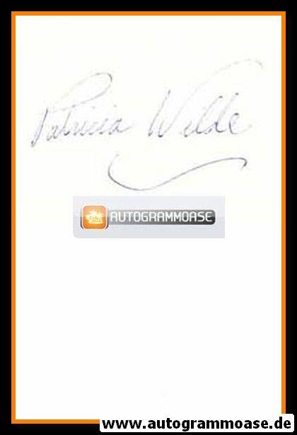 Autograph Ballett | Patricia WILDE