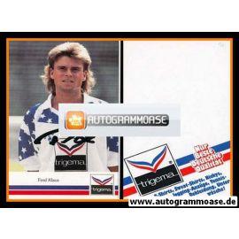 Autogramm Fussball | Hertha BSC Berlin | 1990 | Fred KLAUS