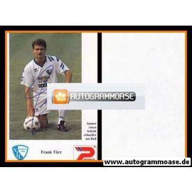 Autogramm Fussball | VfL Bochum | 1992 | Frank TÜRR