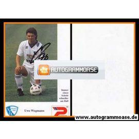 Autogramm Fussball | VfL Bochum | 1992 | Uwe WEGMANN
