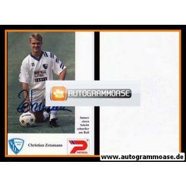 Autogramm Fussball | VfL Bochum | 1992 | Christian ZETZMANN