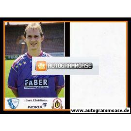 Autogramm Fussball | VfL Bochum | 1993 | Sven CHRISTIANS