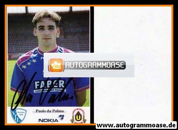 Autogramm Fussball | VfL Bochum | 1993 | Paolo DA PALMA