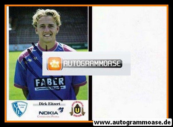 Autogramm Fussball   VfL Bochum   1993   Dirk EITZERT
