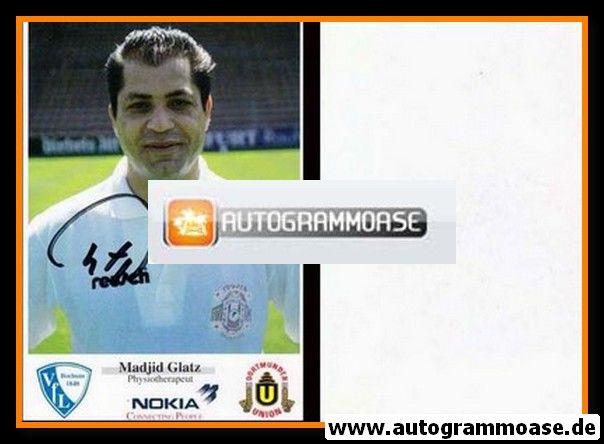 Autogramm Fussball | VfL Bochum | 1993 | Madjid GLATZ