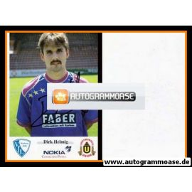 Autogramm Fussball | VfL Bochum | 1993 | Dirk HELMIG