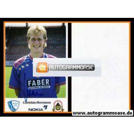 Autogramm Fussball | VfL Bochum | 1993 | Christian HERRMANN