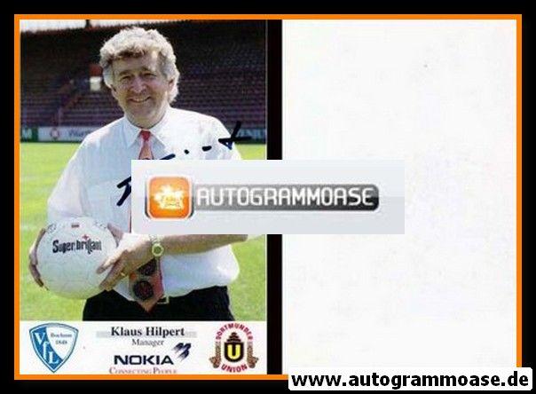 Autogramm Fussball | VfL Bochum | 1993 | Klaus HILPERT