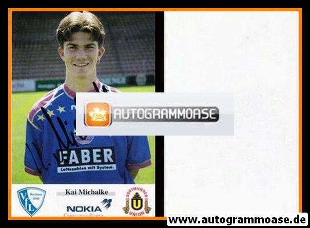 Autogramm Fussball | VfL Bochum | 1993 | Kai MICHALKE