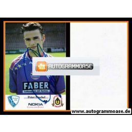 Autogramm Fussball | VfL Bochum | 1993 | Peter PESCHEL