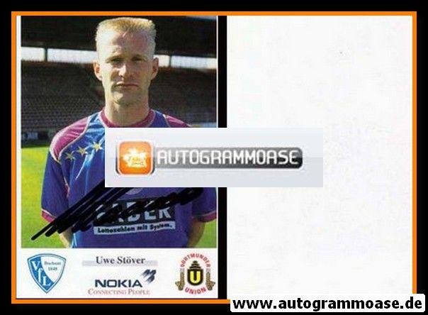 Autogramm Fussball | VfL Bochum | 1993 | Uwe STÖVER