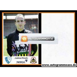 Autogramm Fussball   VfL Bochum   1993   Andreas WESSELS