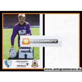 Autogramm Fussball   VfL Bochum   1993   Ralf ZUMDICK