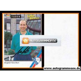 Autogramm Fussball | VfL Bochum | 1994 | Hans BLUM