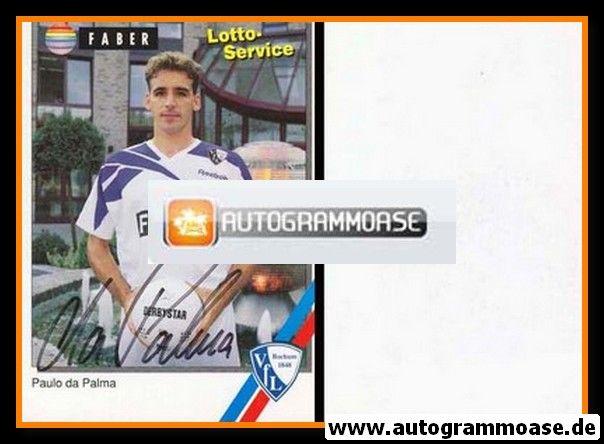 Autogramm Fussball   VfL Bochum   1994   Paolo DA PALMA