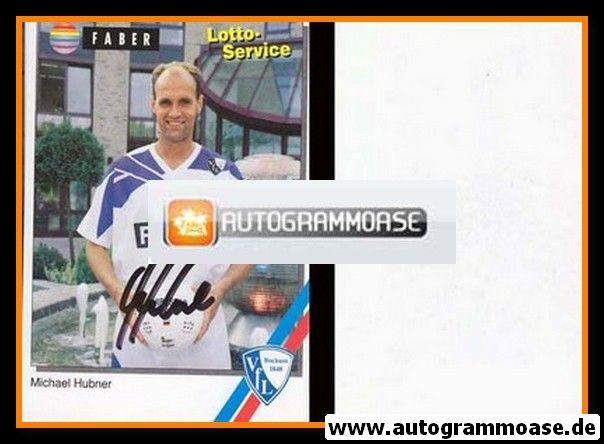 Autogramm Fussball | VfL Bochum | 1994 | Michael HUBNER