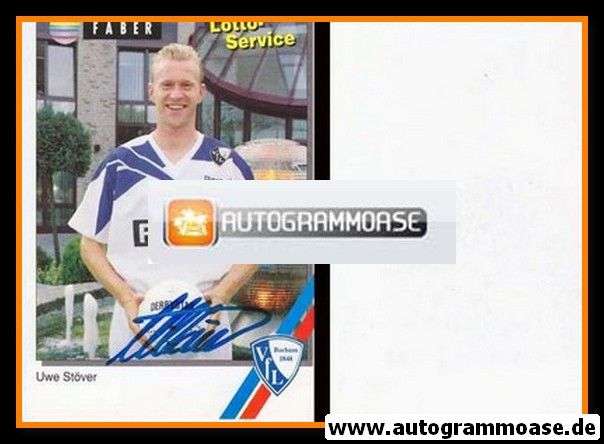 Autogramm Fussball | VfL Bochum | 1994 | Uwe STÖVER