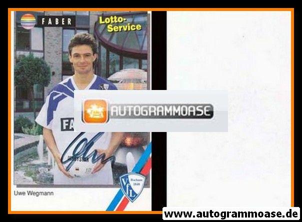 Autogramm Fussball | VfL Bochum | 1994 | Uwe WEGMANN