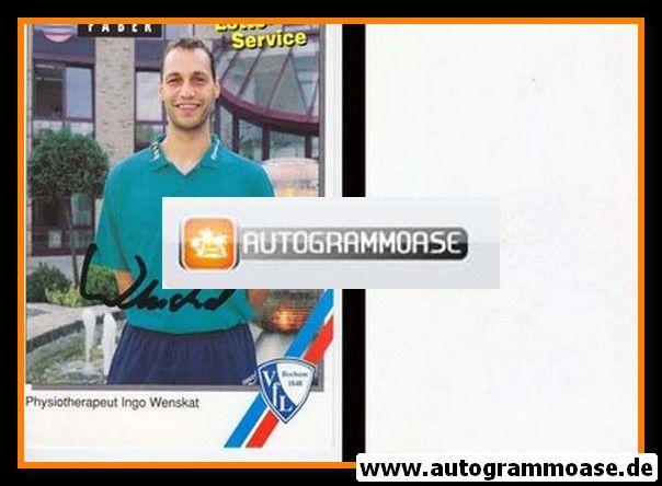 Autogramm Fussball | VfL Bochum | 1994 | Ingo WENSKAT