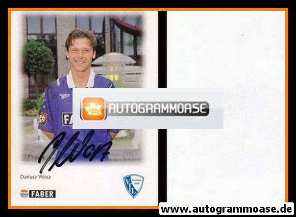 Autogramm Fussball | VfL Bochum | 1996 | Dariusz WOSZ