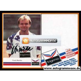 Autogramm Fussball | Hertha BSC Berlin | 1990 | Frank MISCHKE