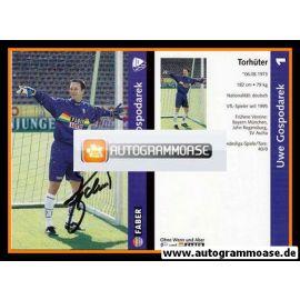 Autogramm Fussball | VfL Bochum | 1997 | Uwe GOSPODAREK