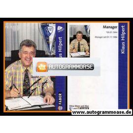 Autogramm Fussball | VfL Bochum | 1997 | Klaus HILPERT