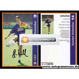 Autogramm Fussball | VfL Bochum | 1997 | Karsten HUTWELKER