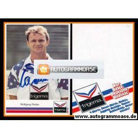Autogramm Fussball | Hertha BSC Berlin | 1990 | Wolfgang PATZKE