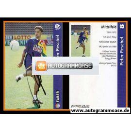 Autogramm Fussball | VfL Bochum | 1997 | Peter PESCHEL