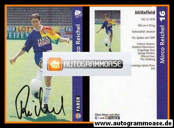 Autogramm Fussball   VfL Bochum   1997   Mirco REICHEL