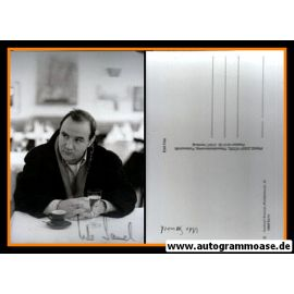 Autogramm Schauspieler | Udo SAMEL | 1990er (Portrait SW) Rüdel